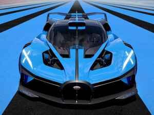 ブガッティが究極のサーキットマシン「ボリード」を発表。1850psのパワーで最高速は500km/h超!