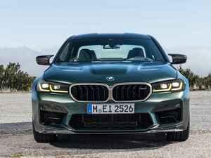 5台限定「BMW M5 CS」はMモデル最強のエンジン、さらにカーボン製ボンネットフードも採用
