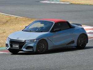 ホンダ S660モデューロX バージョンZはサーキットが楽しい本格スポーツモデル。この1年が最後のチャンス