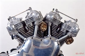 「F1の無限」が放った意外すぎる公道バイク用空冷OHVエンジン・MRV1000とは?