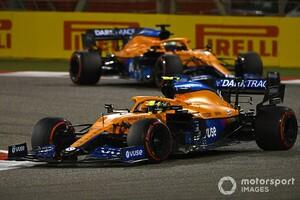 マクラーレンF1、強豪復活の鍵は「ふたりの速いドライバー」バーレーンGPで前進を実感