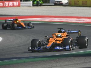 2021年F1第14戦でマクラーレンが1-2。またも遺恨残すアクシデントで選手権の主役ふたりはリタイア【イタリアGP】