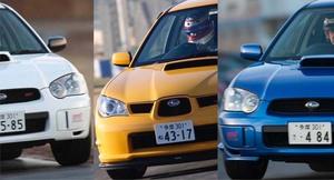 歴代「インプレッサWRX STI」最速王座決定戦!「筑波サーキット」タイムアタック・ベスト10