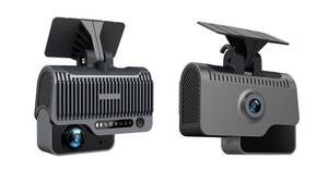 タクシー、配達用バン、営業車などに搭載できるStreamaxの商用車用AIドライブレコーダー「AD-Plus」