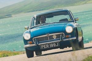 【MGB GTで830kmを走る】スコットランド人気の観光ルート ノースコースト500 前編