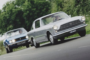 【トリノの上級志向】フィアット2300Sとフィアット・ディーノ V6はフェラーリ製 前編