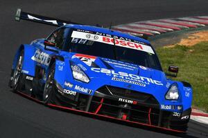 スーパーGT GT500/第5戦、カルソニック IMPUL GT-Rが執念V!ドライバー2人は初勝利【スポーツランドSUGO】