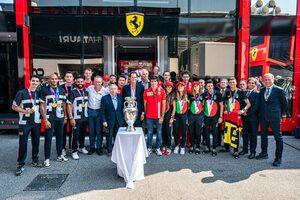 F1第14戦イタリアGP決勝トップ10ドライバーコメント(1)