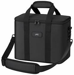 JVCから安心して使えるショルダーベルト採用の「ポータブル電源収納用バッグ」が登場!