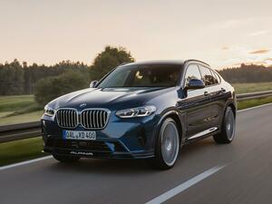 クアッドターボ搭載BMWアルピナ XD4が一部改良、パワーアップ&走行フィール向上。XD3も同時発表