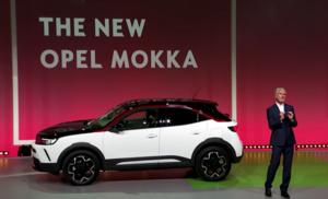 日本市場に再参入するOPELが新型コンパクトSUV「MOKKA」、電気自動車「MOKKA-e」を公開