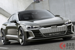 アウディ新型EVスポーツ「e-tron GT」まもなく登場! 2020年末から生産開始