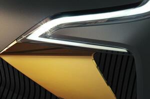 【まもなく】ルノー、新型電動SUVコンセプト発表予定 最新プラットフォーム採用 新デザインの方向しめす