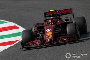 予選5番手はフェラーリにとって予想外……ルクレール、決勝での苦戦を覚悟「後ろのマシンを抑えるのは簡単じゃない」