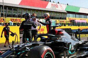 F1第9戦トスカーナGP予選トップ10ドライバーコメント(2)