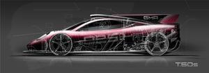 ゴードン・マレー T.50にレース仕様が登場! 究極に相応しいハイパースポーツの詳細に迫る