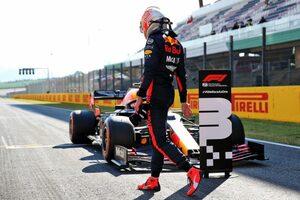 フェルスタッペン、メルセデスに迫る予選3番手「トップスピードの良さを武器に勝利を狙う」レッドブル・ホンダ【F1第9戦】