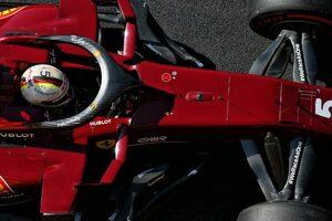 ベッテル予選14番手「マシンをうまく機能させることができずにいる」フェラーリ【F1第9戦】