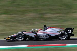 FIA-F2第9戦イタリア レース1:大荒れの終盤戦をマゼピンが制し2勝目。角田はランキング6番手に後退