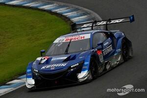 スーパーGT第4戦もてぎ GT500決勝|塚越広大が涙の地元トップチェッカー、17号車KEIHIN NSX-GTが今季2勝目