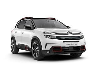 シトロエンC5エアクロスSUVが改良! LEDヘッドライト標準化やガソリンエンジンの燃費が向上