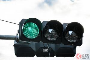 なぜ人は「緑」を「青」と呼ぶのか 法律で「青信号」も実物が緑信号の理由とは