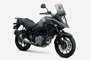 スズキ「Vストローム650」【1分で読める 2021年に新車で購入可能なバイク紹介