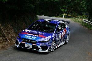 スバル 2021全日本ラリー第3戦唐津 ラリーレポート