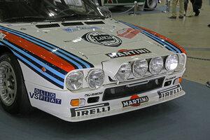 【WRCを闘ったホンモノ】ランチア、フィアットのラリーカーが勢揃い オートモビルカウンシル2021