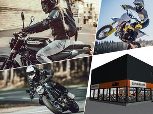 【ハスクバーナ・モーターサイクルズ】正規ディーラー「SUZUKI MOTORS」が山形県酒田市に5/2オープン