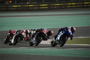 スズキはコーナーが速い! パワーで負けてもコーナーで鮮やかに切って返す『GSX-RR』に惚れた! 【100%スズキ贔屓のバイクレース(16)/MotoGP 2021】