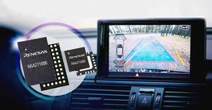 ルネサス、車載カメラ向けパワーマネジメントICの新製品 7月から量産開始