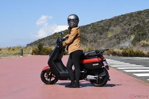 検証、電動バイクの取りまわし 内燃機関のバイクとはどう違う?