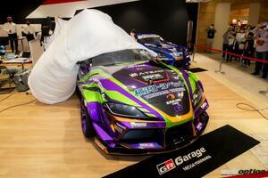 「ドライバーは誰だ!?」エヴァンゲリオンレーシングがD1GP2021シリーズの体制を発表