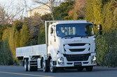 ドライバー急病→車両を自動停止 異常時対応システムEDSSトラックに初搭載 いすゞ