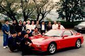 RX-7 スピリットRの主査に推してくれた小早川隆治との運命の出会い【貴島主査の交友録 第6回】