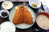 美味しいアジフライを求めて走る旅 三浦市『地魚料理 松輪』は黄金アジが狙えるお店