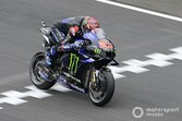 """【MotoGP】ファビオ・クアルタラロ、母国戦でポール獲得も「""""雨なら""""先頭は長くもたない」と弱気な発言"""