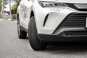 【ブリヂストンが動いた】SUV用銘柄を再編 オンロードを担うアレンザ・シリーズを試す