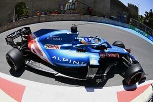 レースペースが弱点! アルピーヌF1、強力な予選パフォーマンスを決勝でも活かせるか?