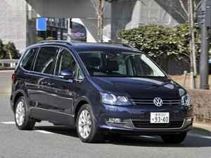 【試乗】フォルクスワーゲン シャランが、ガラパゴスの日本ミニバン市場に殴り込み?【10年ひと昔の新車】