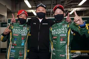 【スーパーGT】「いつも通りやり、優勝を目指すだけ」#52 埼玉トヨペットGB GR Supra GTの吉田&川合、初PPからの決勝に意気込む