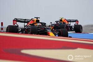 F1バーレーンFP3:レッドブルのフェルスタッペン首位で予選へ。ホンダPU勢はトップ10に4台
