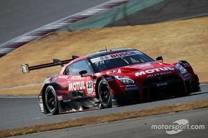 【スーパーGT】「決勝では何が起こるか分からない」23号車ニスモの松田次生&ロニー・クインタレッリ、逆転王座を諦めず