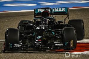 F1バーレーンFP2:ハミルトンがトップタイム。レッドブル・ホンダのフェルスタッペンはメルセデス勢に割って入る2番手