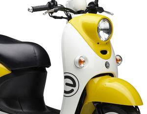 ヤマハの電動スクーター「E-Vino」が初のカラーチェンジ! 2021年モデルとして2020年11月20日に発売