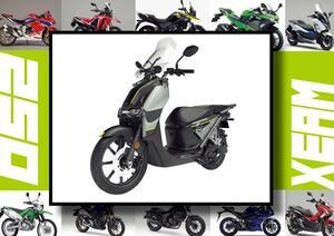 XEAM「SUPER SOCO CPX」いま日本で買える最新250ccモデルはコレだ!【最新250cc大図鑑 Vol.071】-2020年版-