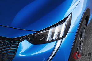 プジョー「e-208」が小型EVカーオブザイヤー受賞 ホンダeなどライバル車を抑える
