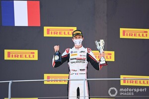 テオ・プルシェール、HWAからFIA F2の終盤2ラウンドに出走へ。今季FIA F3で王者争いの17歳