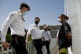 メルセデス、レッドブル・ホンダとの1秒差に困惑「何か根本的に間違ったところがある」/F1第6戦金曜